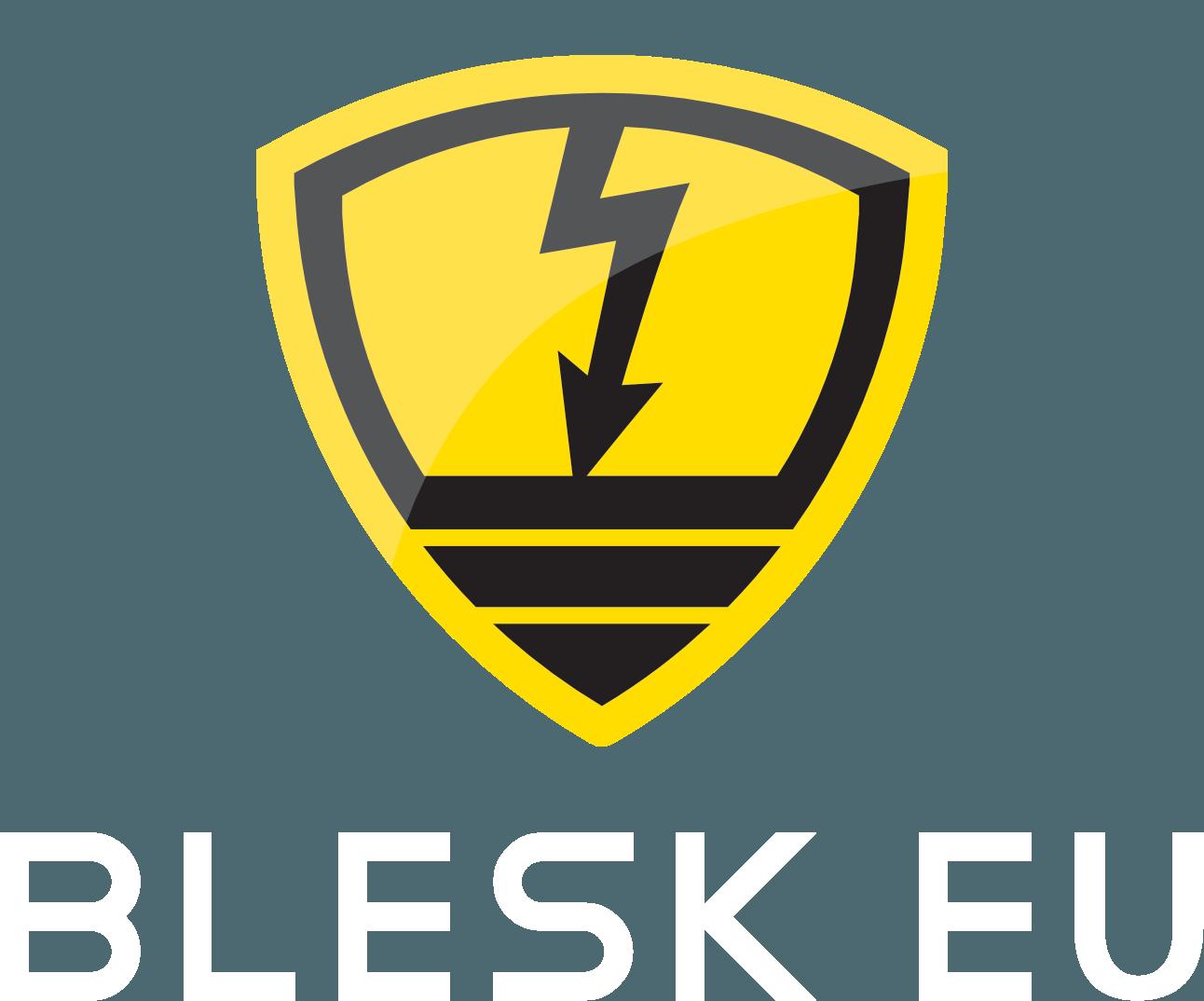 logo Blesk EU s.r.o.